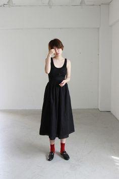 Closet Sleeveless Dress Black