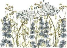 Stitching Art Design #embroidery
