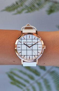 Whitehaven Grid 43mm Watch