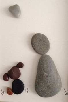 Pebble art dog and owner dog lover wall art home decor Stone Crafts, Rock Crafts, Pebble Pictures, Stone Pictures, Heart Shaped Rocks, Pebble Art Family, Pirate Decor, Rock Sculpture, Rock And Pebbles