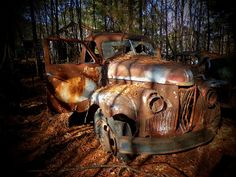 RIP rust in peace by Dave*Seven One