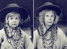 30 Past and Present Photographs - Back to Future