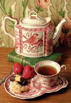 A Tasty Teatime Treat