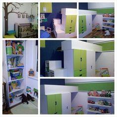 2 Ways To Hack A Kid S Storage Bed Ikea Hacks For Kids