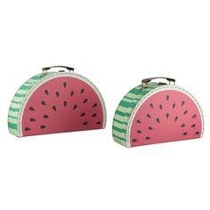 Koffertje Watermeloen