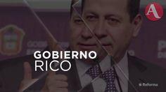 El extraño asalto en el PRI, Del Mazo y el Edomex que deja Eruviel: Edua...