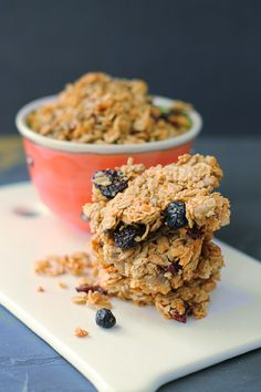 I have been looking for an easy to make granola bar, this is perfect