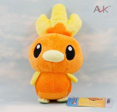 POCKET MONSTER Torchic Plush Doll Toy With Tag Pokemon soft stuffed plush 16cm… #PokemonGO #pokemon #TeamMystic #TeamValor #TeamInstinct #GottaCatchEmAll