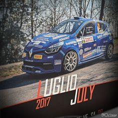 SanremoCorse group A on Clio 4 r3t | EVO Corse Racing Wheels #evocorse #evocorsewheels #lifeisawheel #clio #evocalendar #sanremocorse