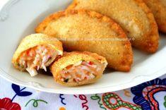 Rissois de delicias do mar