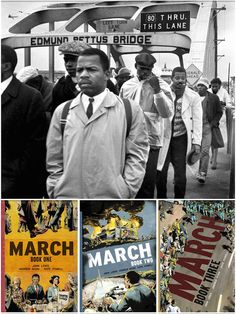 Civil Rights: How Pictures Changed America - If your students think a photo can't change history, have them think again, with this resource-rich article from media literacy expert Frank W. Baker, drawing on the work of civil rights era photoj…
