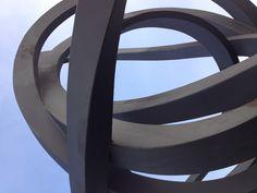 Beach Sculpture, Aberavon 2012