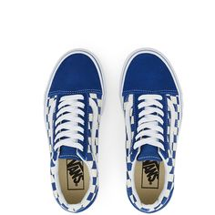 e2ca4a50e7da39 Vans Primary Check Old Skool Sneaker ( 60) ❤ liked on Polyvore featuring  shoes
