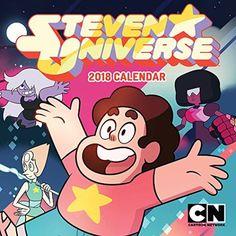 Steven-Universe-2018-Wall-Calendar