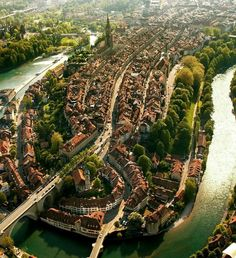 Bern, Switzerland This is where my Heritage Began. : )