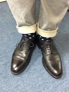 <今日の1足>John Lobb Rusel  テレビ東京の深夜に放送されている「俺のダンディズム」っていうドラマで、ジョンロブが取り上げられていましたね。 ダンディズムにふさわしい一足だと思います! #johnlobb #ジョンロブ #doublesole  http://doublesole.com/shoes/161