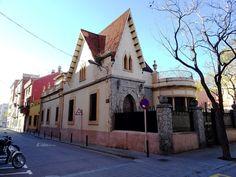 Redescubriendo Barcelona y más allá: 02/04/2017 Badalona. Casa Pere Roselló