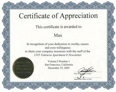 certificate of appreciation template word pdfjpg 905715