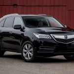 2016 Acura MDX Reviews and Exterior