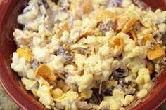 Corn Salad this stuff is SOOOOOO good