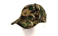 Cap Auburn Camouflage Flex Fit