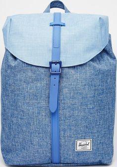 •Website: http://www.cuteandstylishbags.com/portfolio/herschel-supply-co-chambray-blue-color-block-post-backpack/ •Bag: Herschel Supply Co. Chambray Blue Color Block Post Backpack