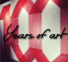 100 years of art