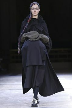NOWFASHION: Real Time Fashion News, Photography Streaming and Live Fashion Shows Yoji Yamamoto