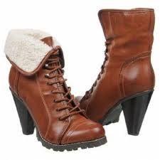 mia fleece boot - Google Search