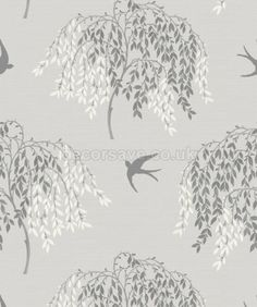 Arthouse-Imagine-Willow-Song-Grey-Wallpaper-664700-Glitter-Silver