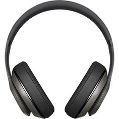 Beats by Dr. Dre Beats Studio Wireless On-Ear Headphones Gray... ($220) ❤ liked on Polyvore featuring accessories, tech accessories, beats by dr. dre and beats by dr dre headphones