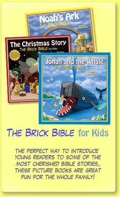 The Brick Bible for Kids