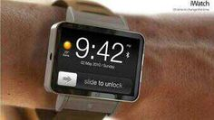 Apple watch if it comes out!