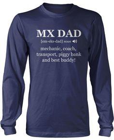 Motocross Dad Definition