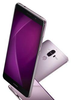 Huawei Mate 9 und Huawei Mate 9 Pro Pressebilder geleakt