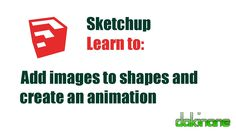 This video is a request tutorial.  It is the result of requests from two different teachers and covers a specific skill within Sketchup.  If you have a request for any elearning related tutorial, just let us know via http://dakinane.com and we will make it for you for free and post it to You Tube for all to use.