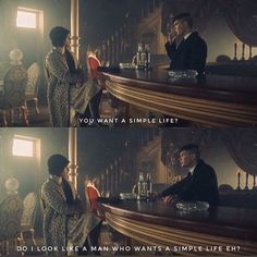 What's your favorite drink? #ThomasShelby #PeakyBlinders