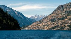 Washington's Stehekin Valley has great scenery, comfortable lodging and good food and relatively few visitors. Just don't expect an easy path to get there.