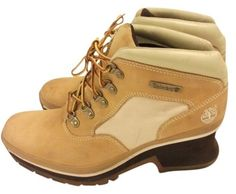 Timberland High Top tan/beige Boots