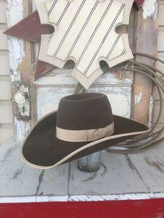 A Gentleman and a Buckaroo Western Cowboy Hats fee05419cf53
