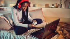 Girl Gamer......... Best Gaming Laptop, Girl Gamer, Best Laptops, Good Things, Games, Best Laptop Computers, Toys, Game