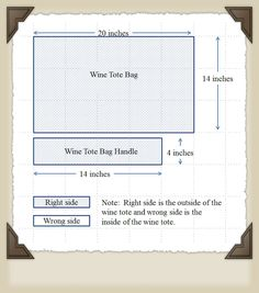 We would like to encourage everyone to recycle and have developed patterns so that you can make your own up-cycled feed sack products. Check out our free up-cycled feed sack wine tote bag pattern:   http://www.feedsackstore.com/patterns/winetote%20pattern%201.html