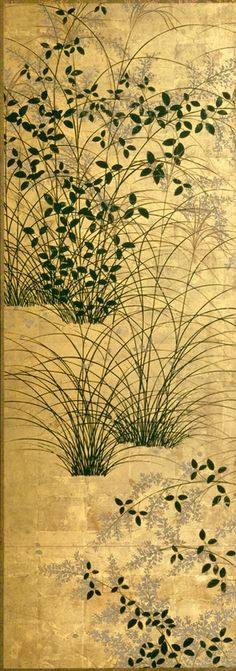 """Autumn Grasses"" 