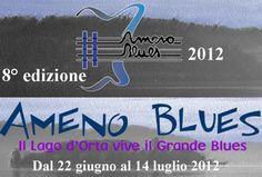 Ameno Blues Festival – Lago d'Orta