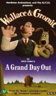 A Grand Day Out aka A Grand Day with Wallace and Gromit. 1989. Aardman Animations. UK.