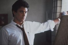 """Tom Berenger in """"Someone to Watch Over Me"""""""