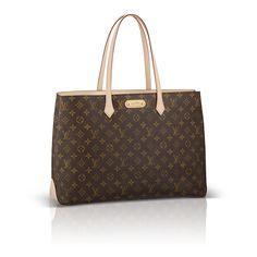 Wilshire GM NM via Louis Vuitton - Laptop bag?