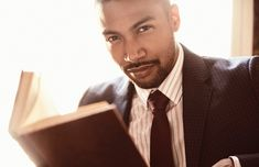 Charles Michael Davis, Look Into My Eyes, Bad Blood, The Hollywood Reporter, The Villain, The Duff, Drawing People, Black Men, Famous People