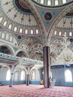 Mosque in Manavgat- turkey