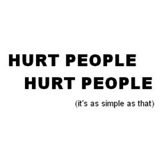 ... and healed people heal people.